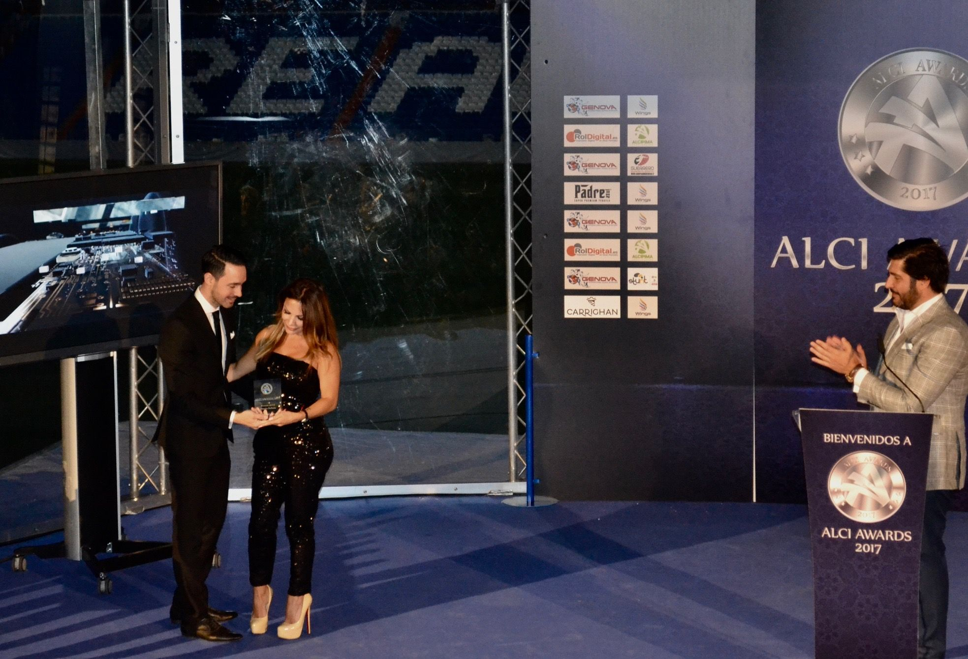 Lorena Morlote premios Alci
