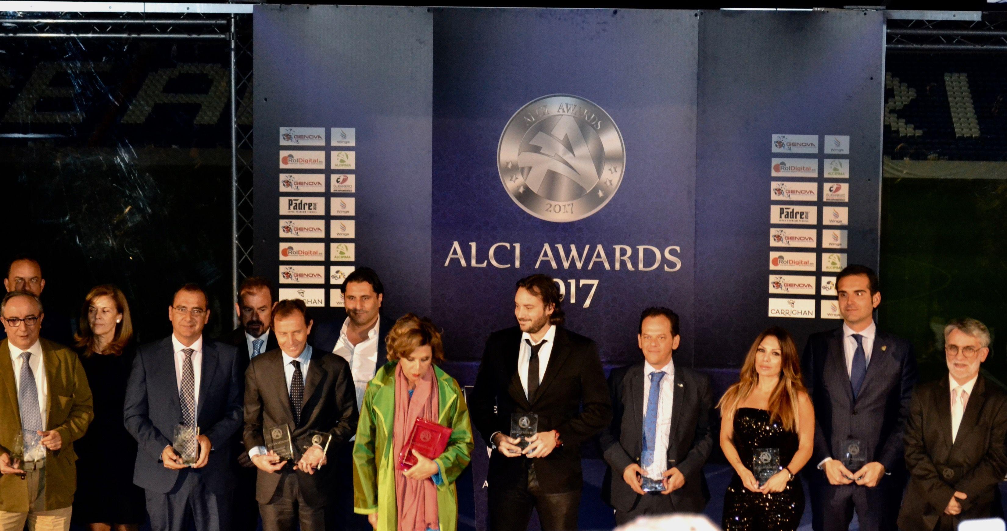 Lorena Morlote premios Alci 2017