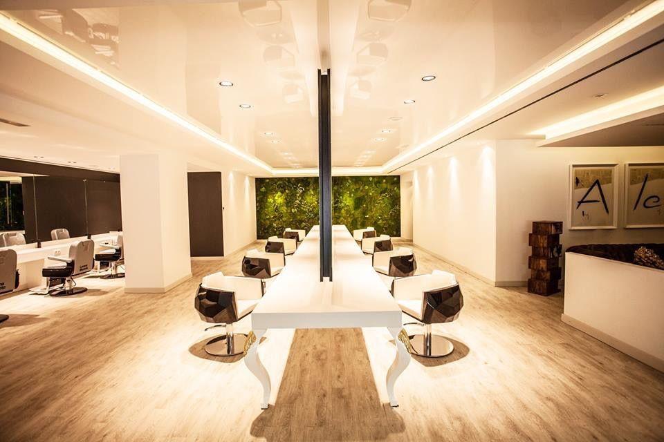 Salon de peluquería en Madrid Lorena Morlote