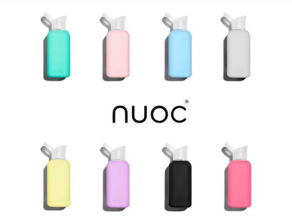 Botellas de Agua Nuoc