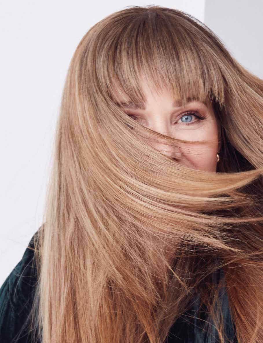 Tratamiento de cabello Lorena Morlote