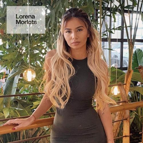 Extensiones de pelo Lorena Morlote