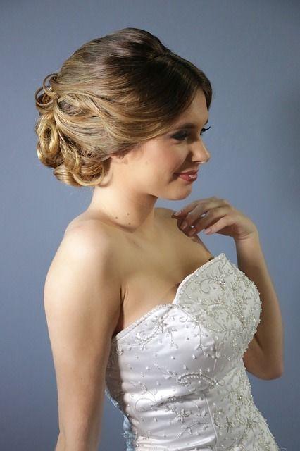 peinados para novias en Madrid