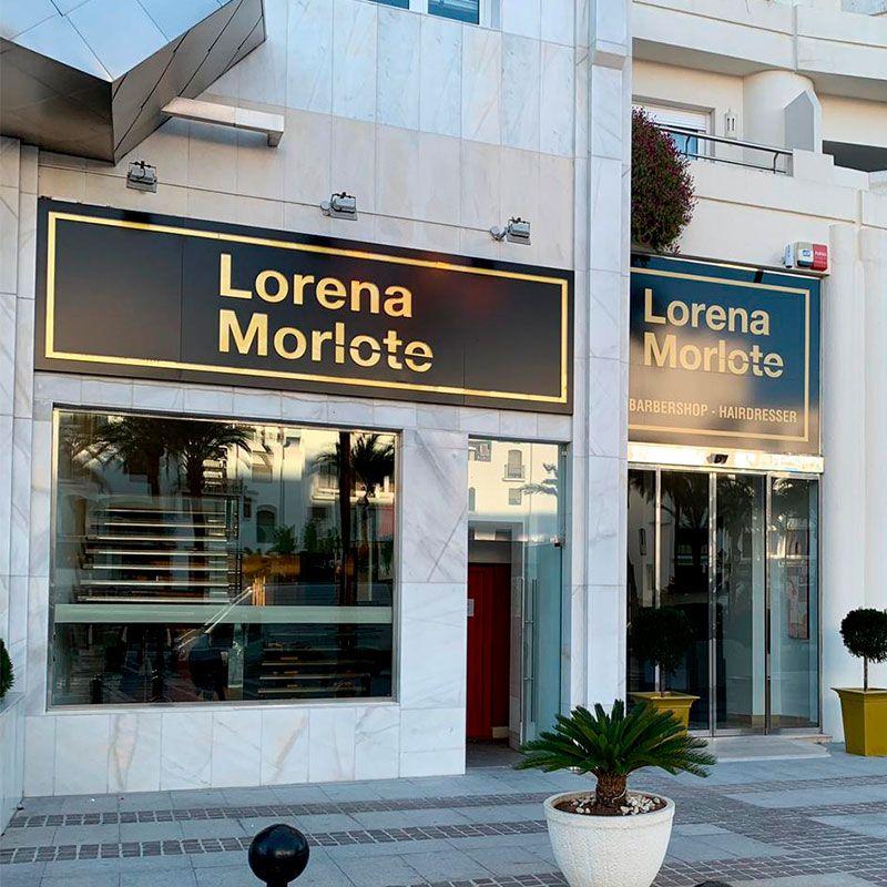 Peluqueria en Marbella Lorena Morlote