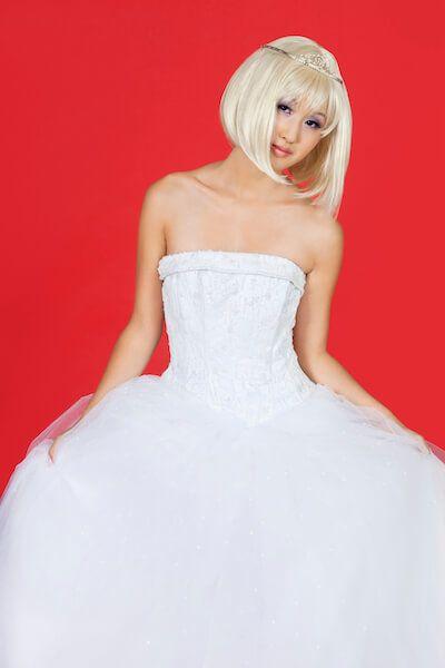 tendencias en peinados para novias
