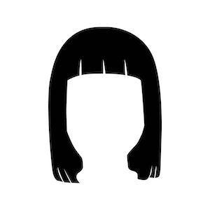 mejor corte de pelo cara redonda