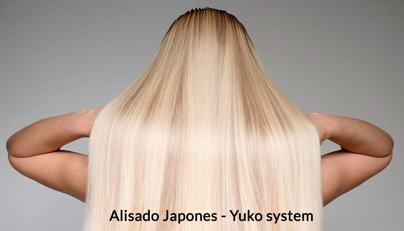 alisado pelo yuko