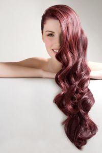 Cuidado del cabellos teñidos