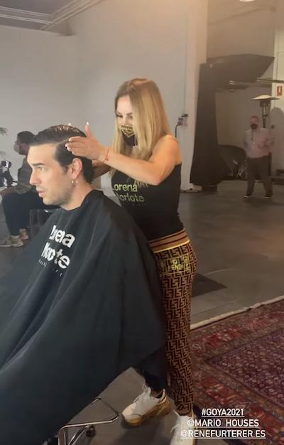 peluqueros premios goya 2021