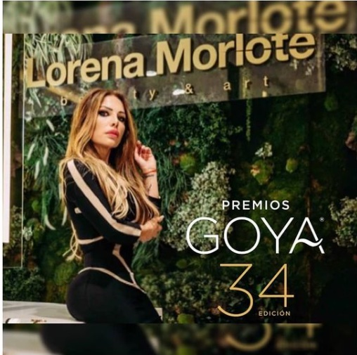 Peluqueros Premios Goya